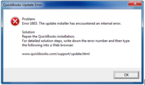 QuickBooks Error 1603 - How to Fix (Learn \u0026 Support) | QASolved.com