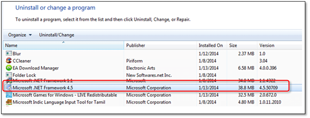 Reinstall Microsoft C++ & MSXML