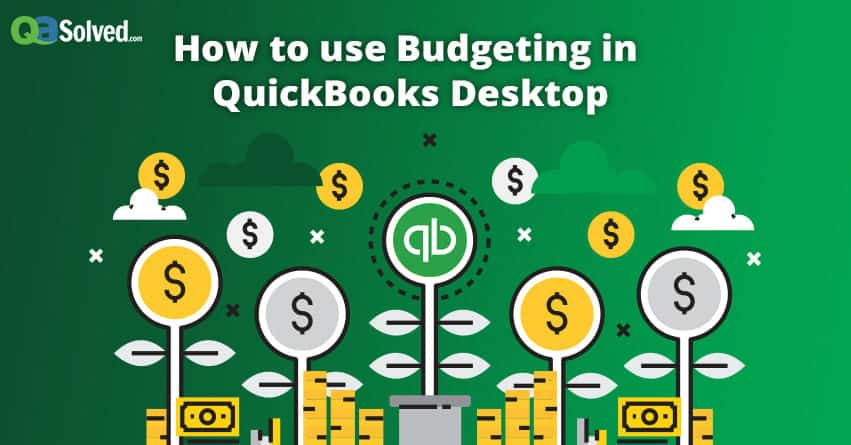 budgeting in quickbooks