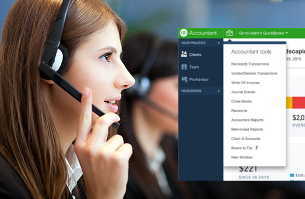 QuickBooks instant support
