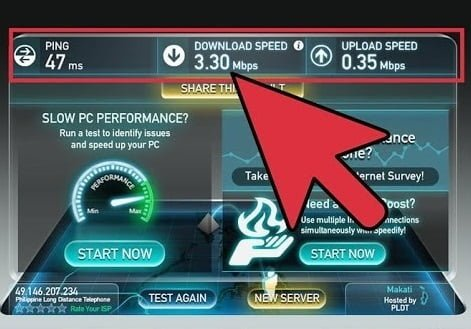 Tweak your Internet Settings