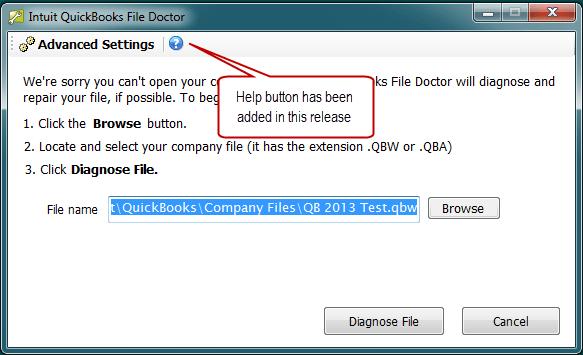 Update and Repair your QuickBooks