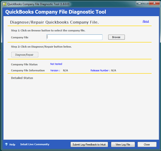 data damages in QuickBooks Data File