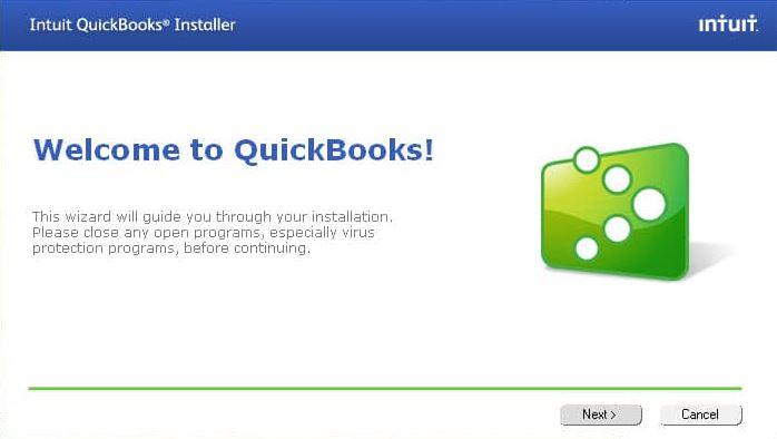 quickbooks welcome