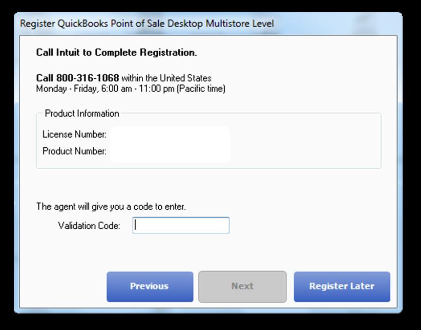 QuickBooks Point of Sale Error 176103