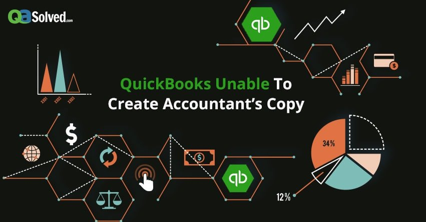 quickbooks unable to create an accountant's copy