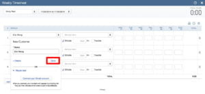 QuickBooks for time-tracking