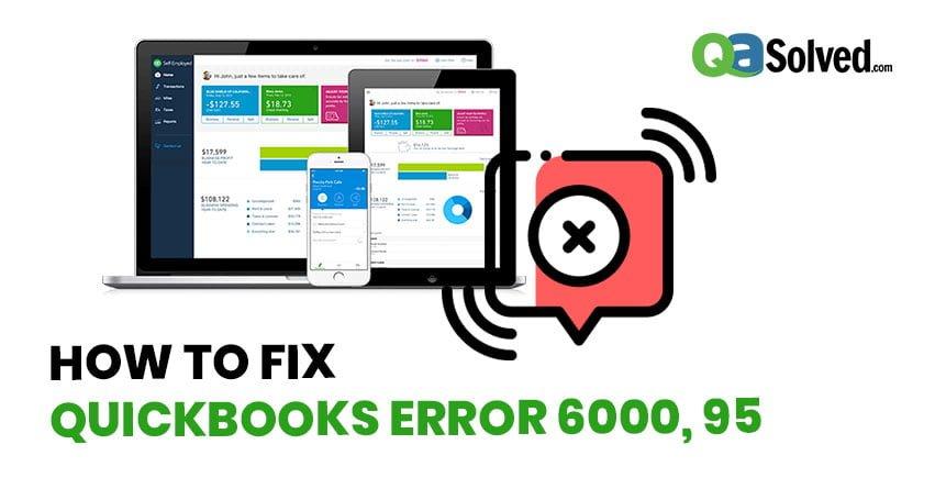 QuickBooks Error 6000, 95