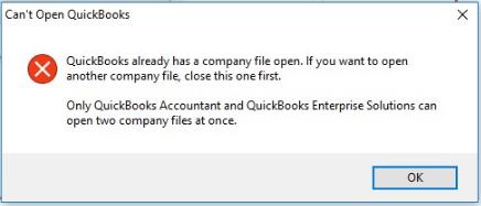 How to Fix QuickBooks Won't Open Error? - QASolved