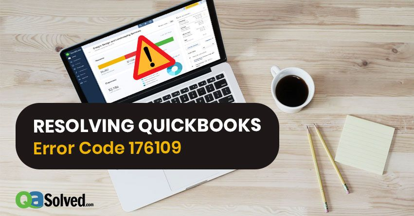 QuickBooks Error 176109
