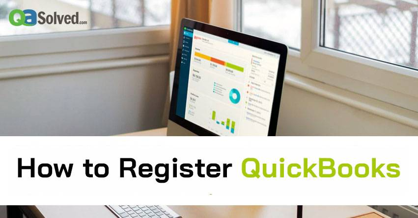 Register QuickBooks