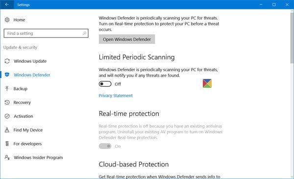 Security Software Settings are Tuned in Correctly