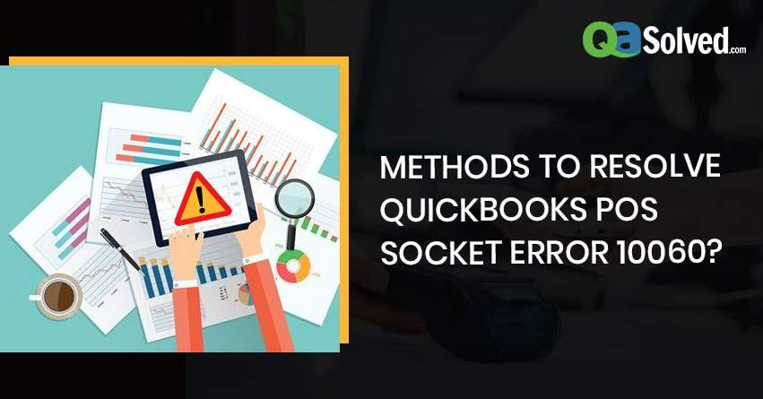 quickbooks pos socket error 10060
