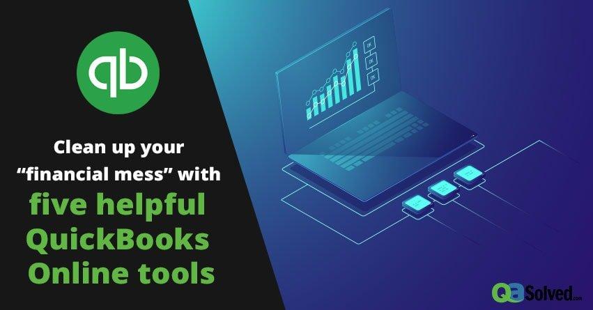 QuickBooks Online tools