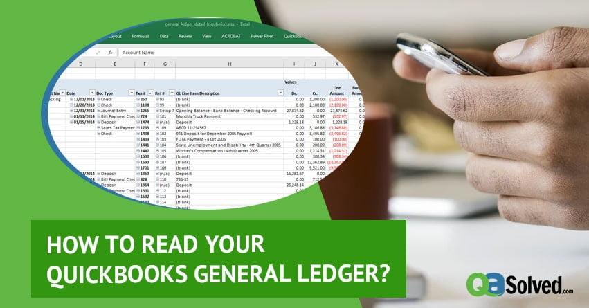 quickbooks-general-ledger