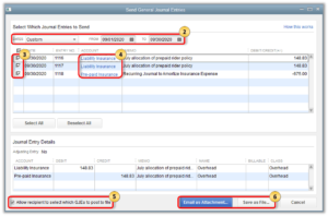 How to make a Journal Entry in QuickBooks Online