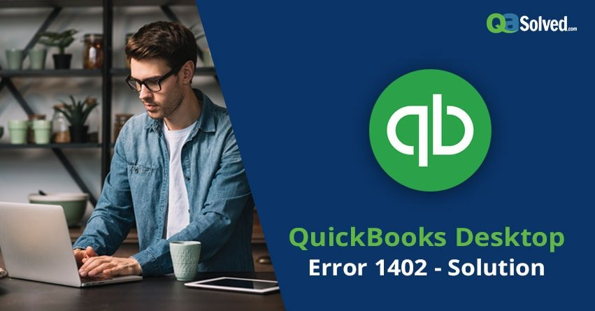 quickbooks error 1402