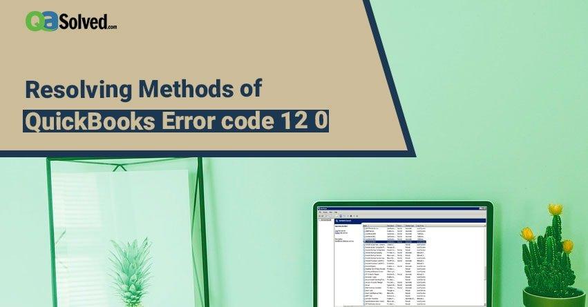 quickbooks-error-code-12-0