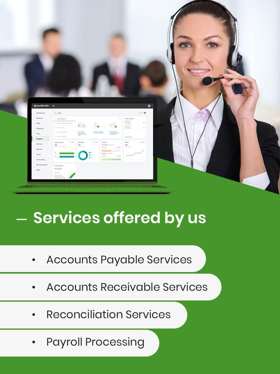 services offered by quickbooks prosdvisor