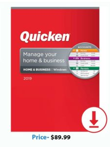 quicken home & business