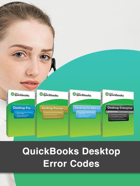 quickbooks desktop error codes