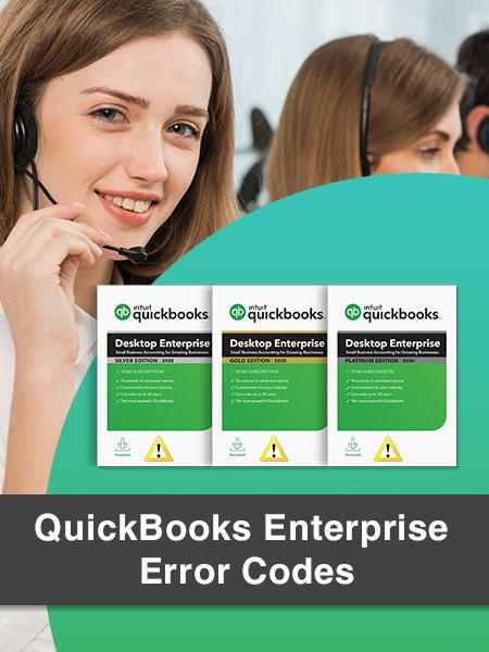 quickbooks enterprise error codes
