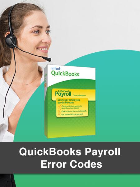 quickbooks payroll error codes
