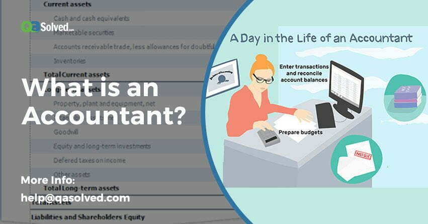 what is an accountant