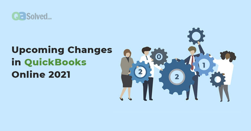changes in quickbooks online
