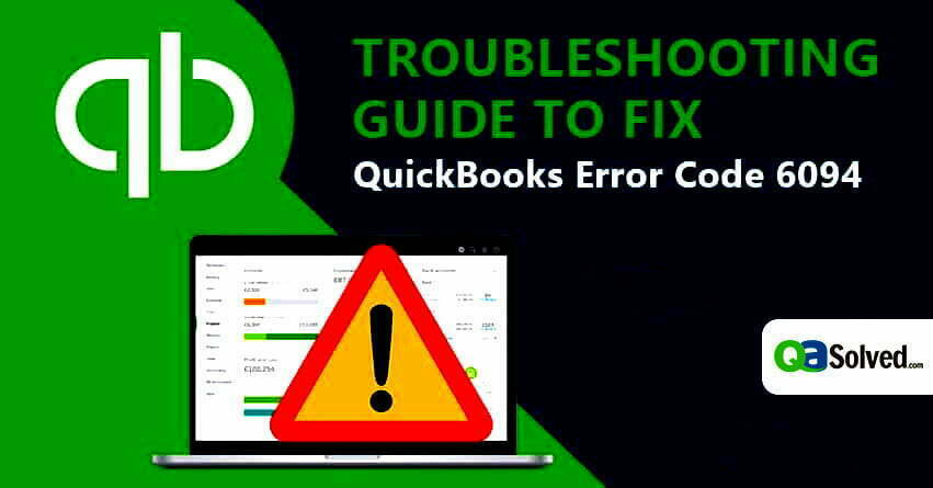 quickbooks error 6094