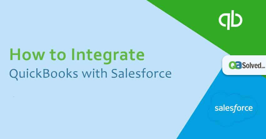 quickbooks integration with salesforce