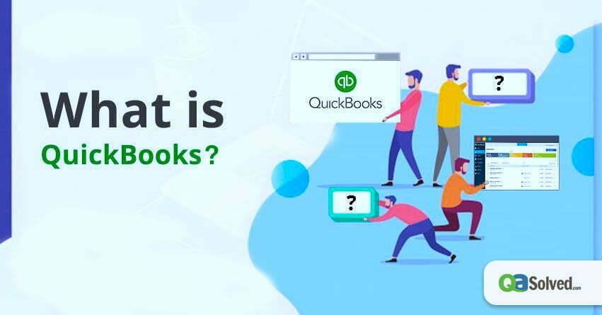 what is quickbooks