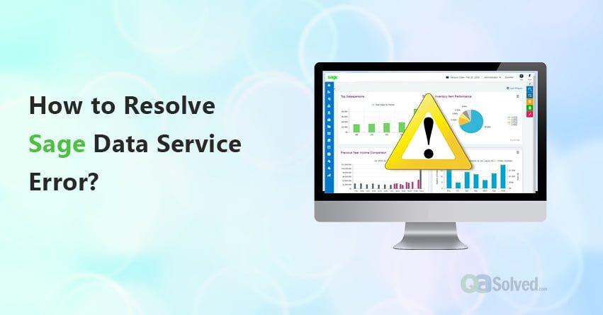 sage data service error